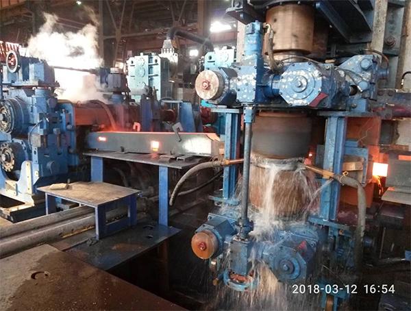 小型軋鋼機生產線