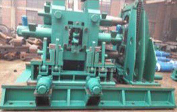 軋鋼機生產