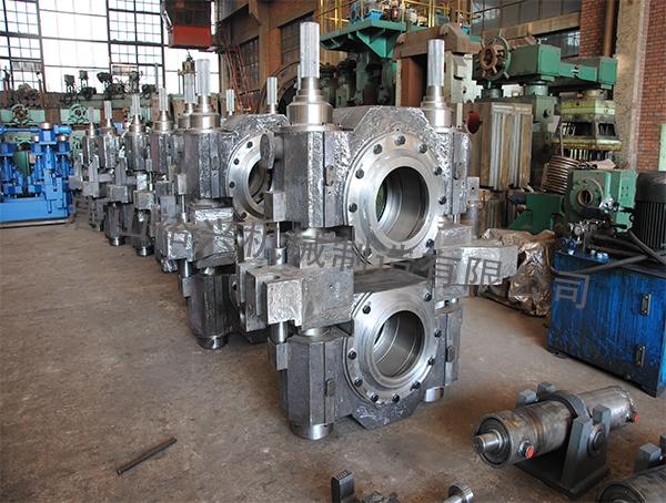 云南小型軋鋼機設備
