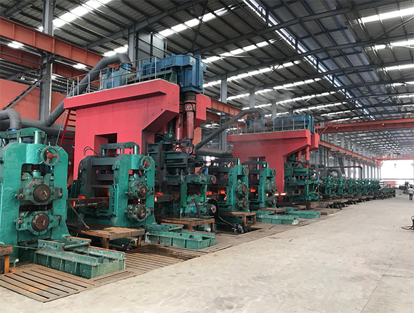 云南成套軋機軋鋼設備